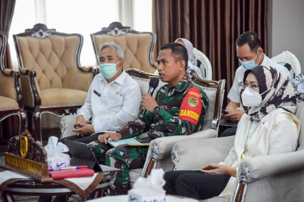 Forkopimda Purwakarta Tindaklanjuti SE Menteri Agama Perihal Salat Idul Fitri