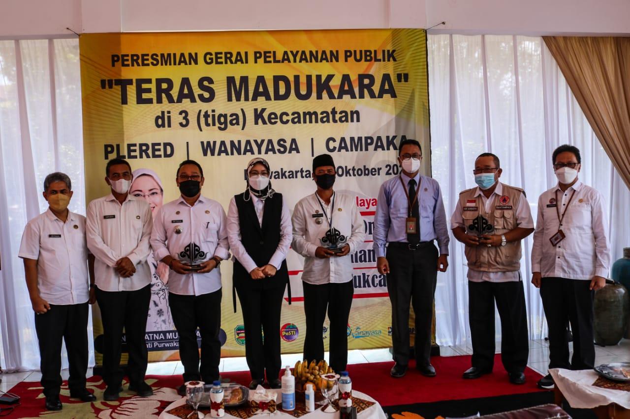 Teras Madukara, Permudah Pelayanan Publik di Pelosok Purwakarta