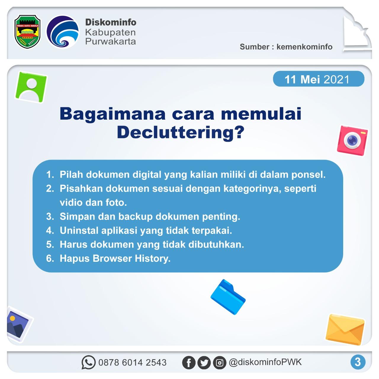 Bagaimana Cara Decluttering?