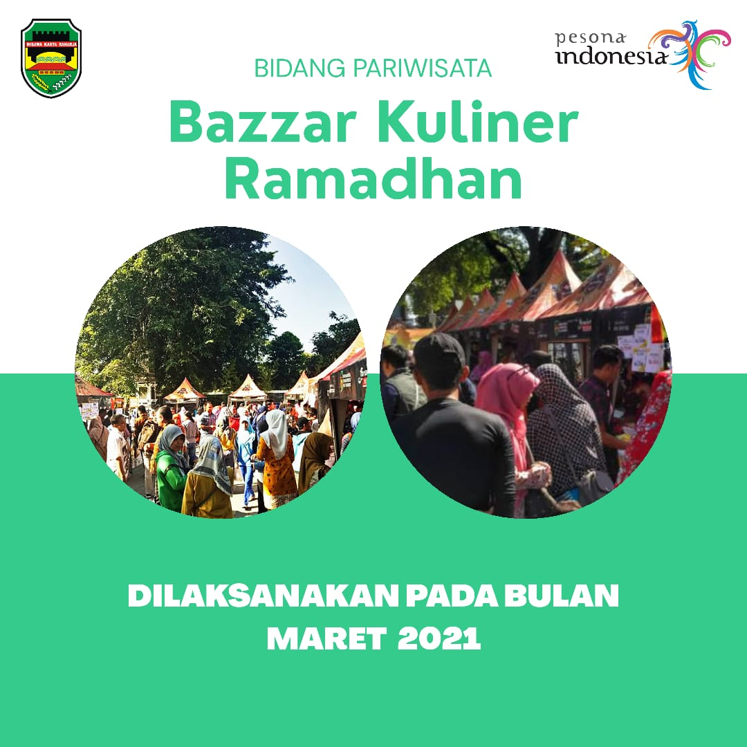 Bazzar Kuliner Ramadhan
