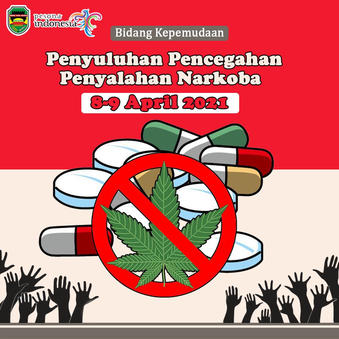 Penyuluhan Pencegahan Penyalahgunaan Narkoba